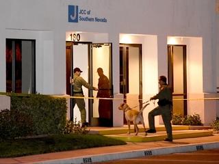 Suspect in Jewish center threats arrested
