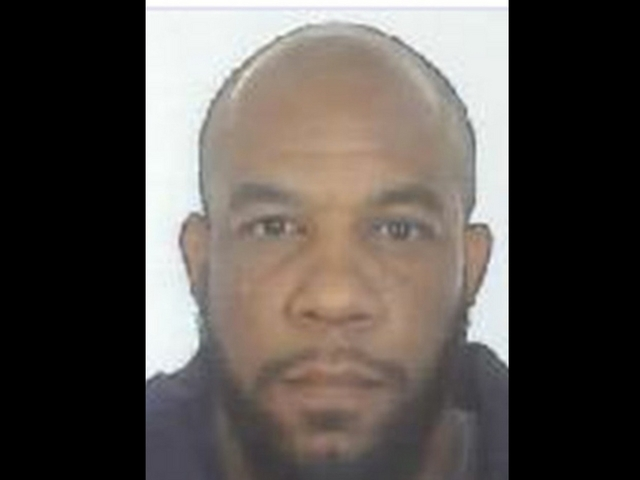 UK police release photo of London attacker