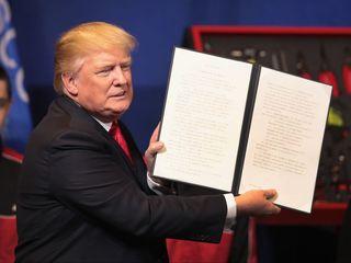 Trump's 'Buy American, Hire American' order