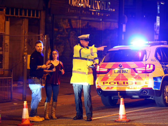 Explosion at Ariana Grande concert kills 22