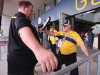 US officials raise security profiles at arenas
