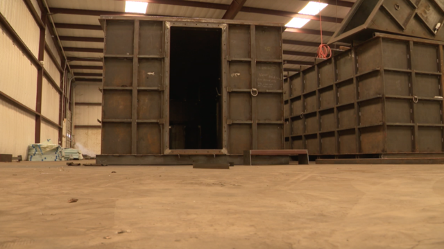 Doomsday bunker business soars in Trump America