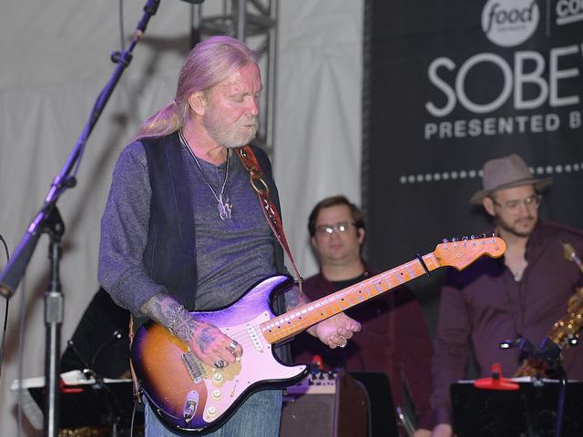 United States rock trailblazer Gregg Allman dies aged 69