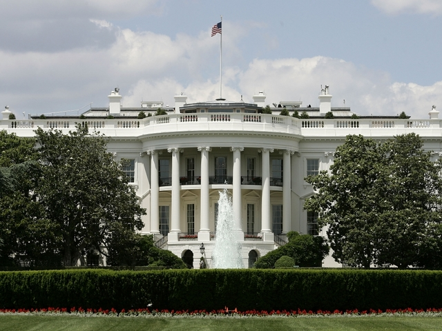 Twenty-two White House aides earning maximum salary