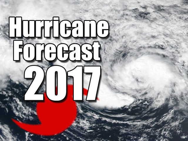Hurricane Forecast 2017