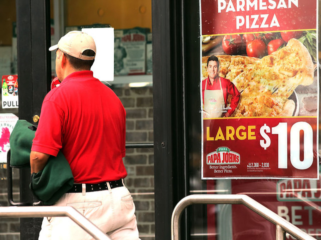 Drugs Found In Washington Papa John's