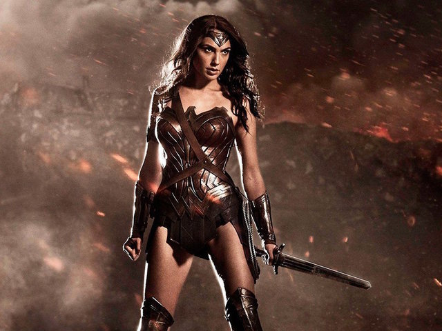 'Wonder Woman' Makes History at the Box Office