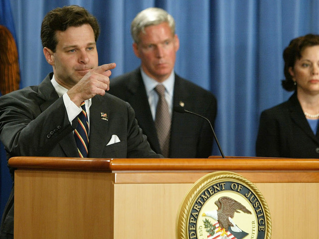 Trump names Christopher Wray as nominee for Federal Bureau of Investigation director
