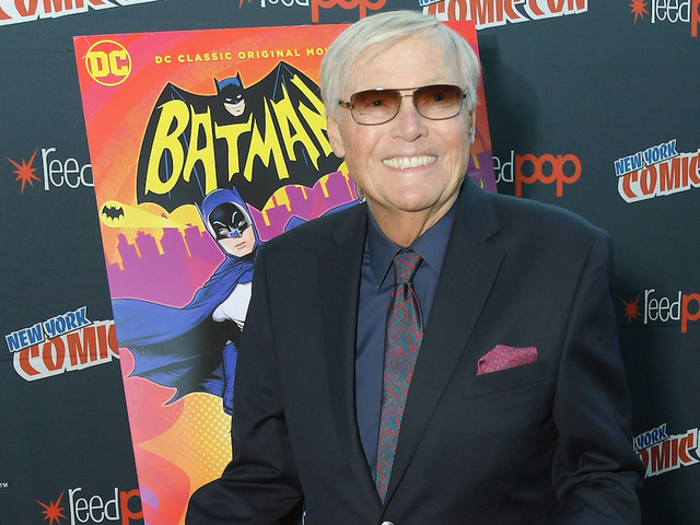 Fans Pay Tribute To Adam West On Hollywood Walk Of Fame