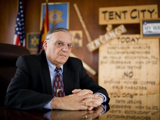 Man called 'America's toughest sheriff' on trial