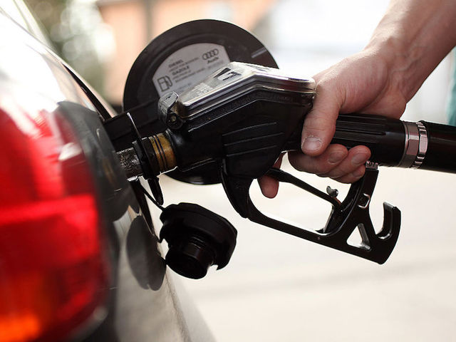 Gas prices decline across the USA , except AR