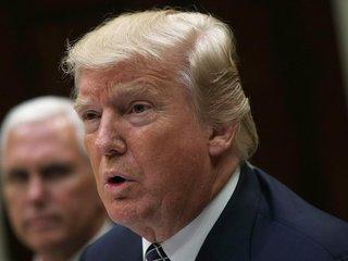 Trump making effort after health bill collapse