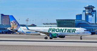 Frontier Airlines is doubling in size