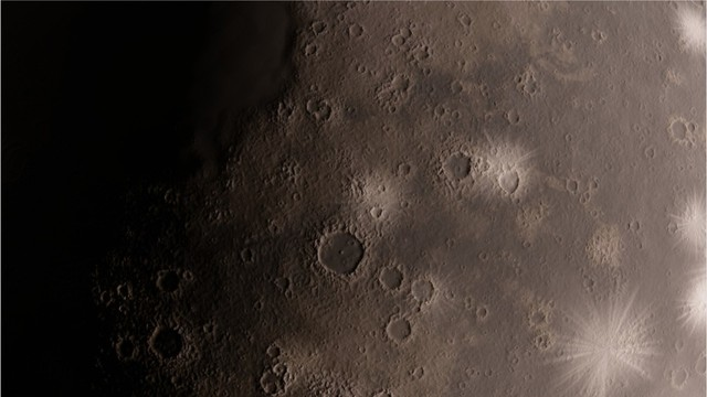 Interior Of The Moon May Contain Water