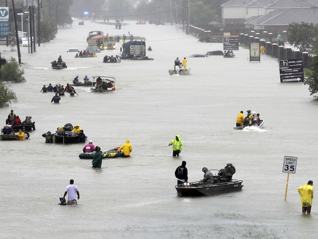 Local Coast Guard members ready to help with Hurricane Harvey relief efforts