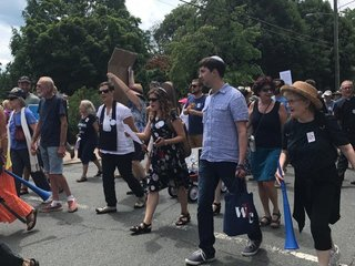 Jews in Charlottesville face anti-Semitism