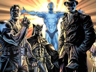 Writer teases rumored 'Watchmen' TV adaptation