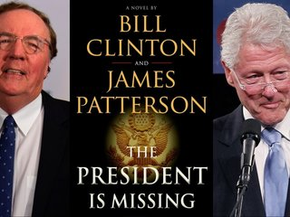 Bill Clinton, James Patterson to get TV show