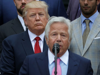 How NFL owners responded to Trump