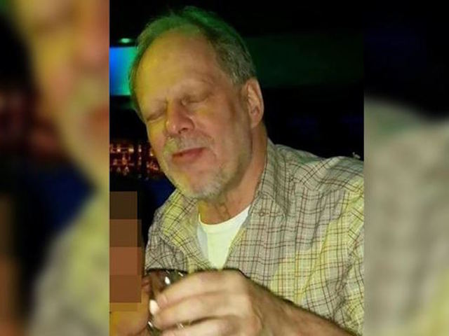 Here's the video released from Las Vegas shooter's hotel room