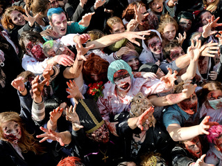 What will be in Starbucks' Zombie Frappuccino?