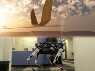 Google's robots, drones under new management