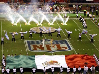 NFL planning games in Mexico in 2016