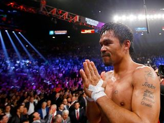 Pacquiao apologizes for gay-marriage comments