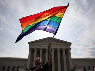 Supreme Court recognizes lesbian mom's adoption