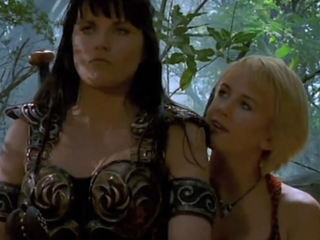 Xena is openly gay in 'Warrior Princess' reboot