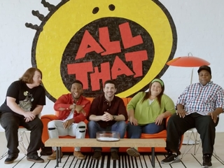 The 'All That' reunion is a go
