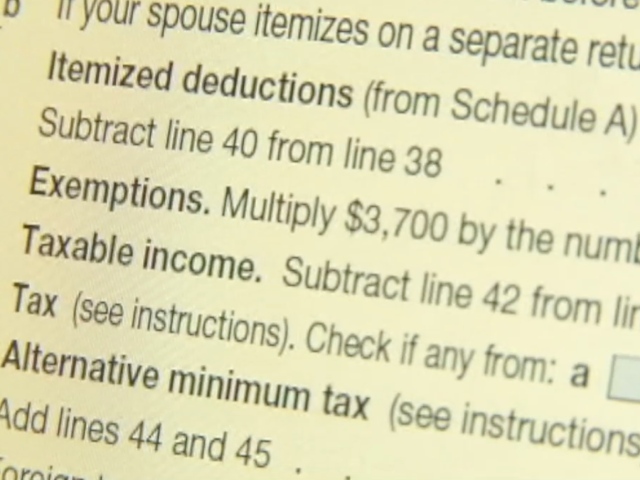 Tax Report Warns Consumers About Excessive Fees Picking The Right