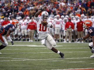 Former Ohio State QB arrested for DUI