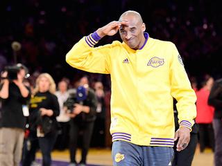 Kobe Bryant is already back to work