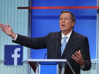 Kasich to female student: no alcohol or parties