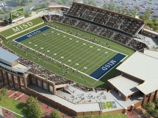 Texas high school to build $63M football stadium