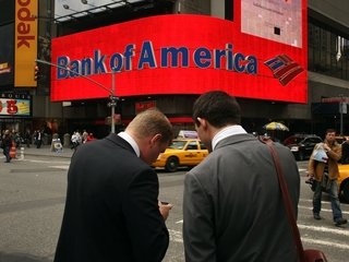 Bank of America Exec Files Discrimination Suit