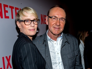 Robin Wright of 'House of Cards' wants equal pay