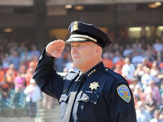 San Francisco police chief resigns
