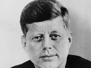 John F. Kennedy's love letters up for auction