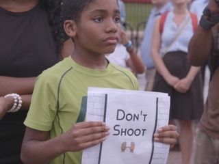 DC crowds protest police brutality