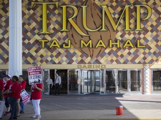 Trump's Taj Mahal is closing for good
