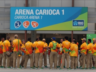 Olympic volunteers are quitting