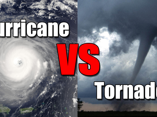 difference between hurricane and tornado Natural disasters – volii - cyclones, hurricanes, typhoons and tornadoes -ab shmakin reflecting the difference between two kinds of principal.