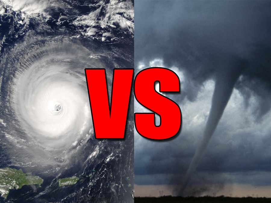 hurricane vs  tornado  what u0026 39 s the difference