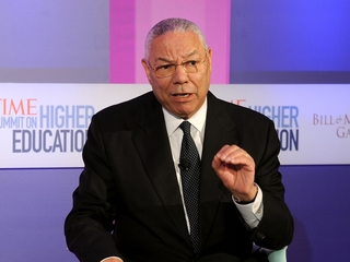 Colin Powell doesn't like 2016's candidates