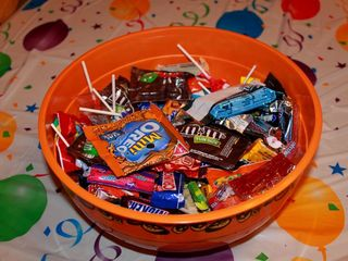 Tampered Halloween candy reported in SE WI