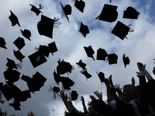 Buffalo's graduation rate improves