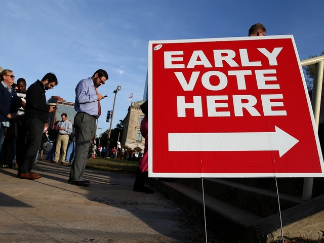 Money for early voting added to state budget