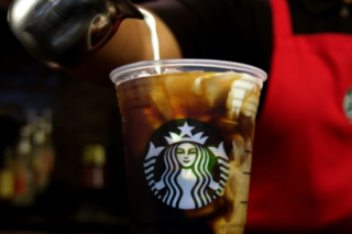 Starbucks unveils its first holiday cold brew